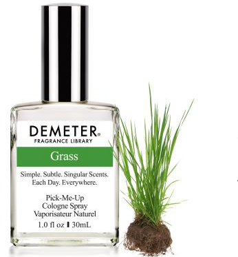 Grass: Demeter Cologne Spray