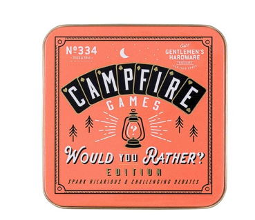 campfire would you rather