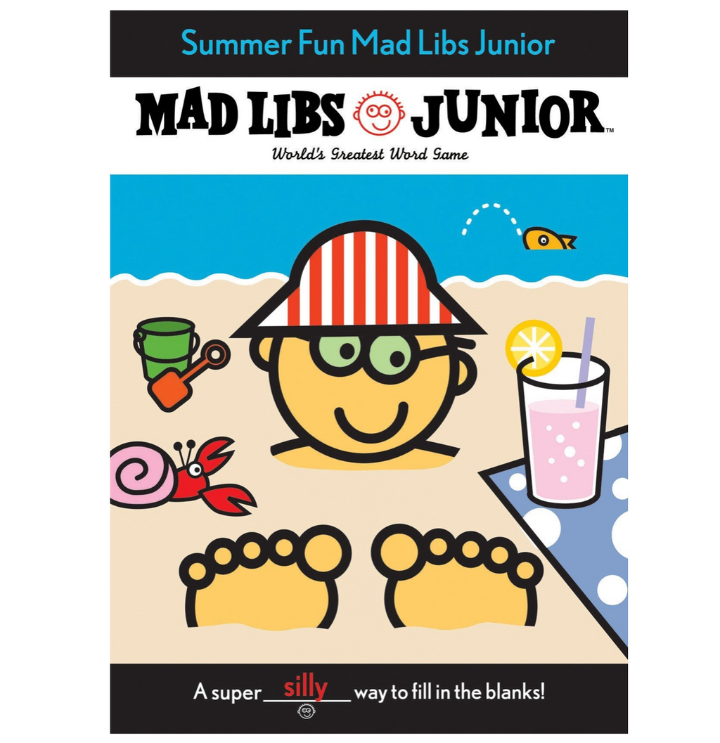 summerfun: mad libs junior