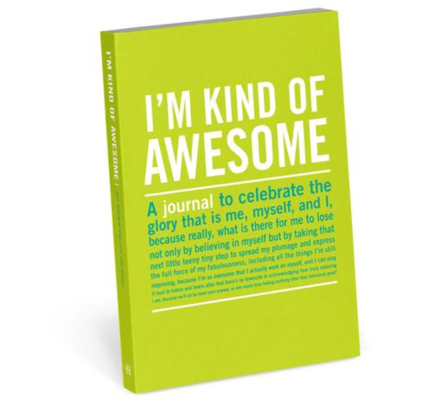 I'm Kinda Awesome Mini Inner-Truth® Journal