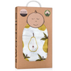 Yellow Pear Swaddle- Milkbarn
