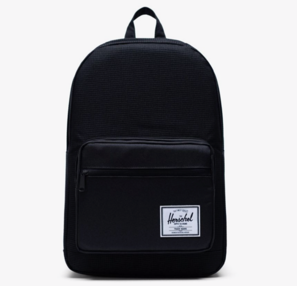 pop quiz: Herschel: black grid