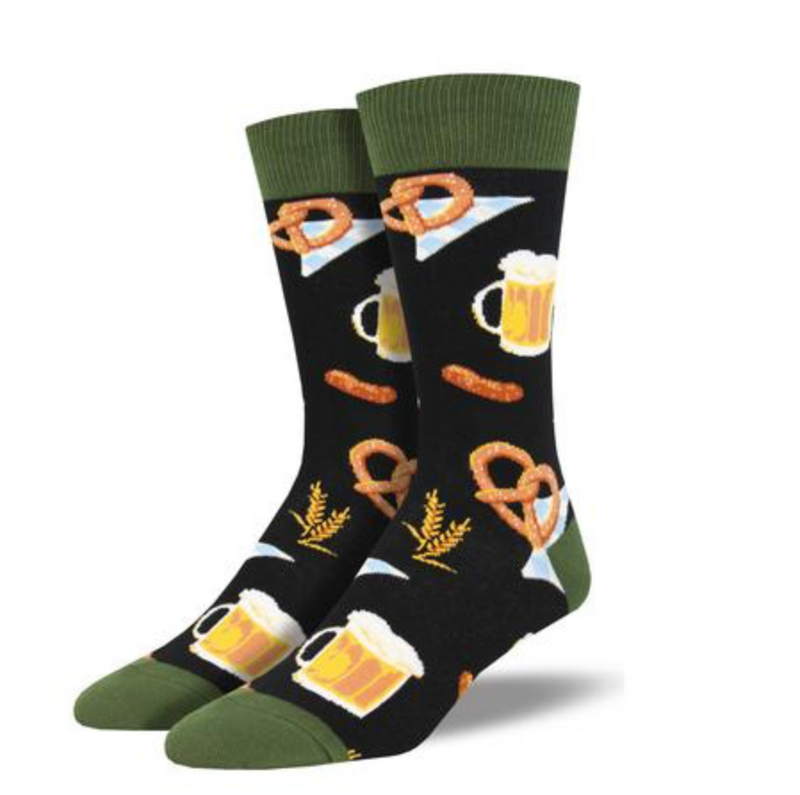Oktoberfest mens socks