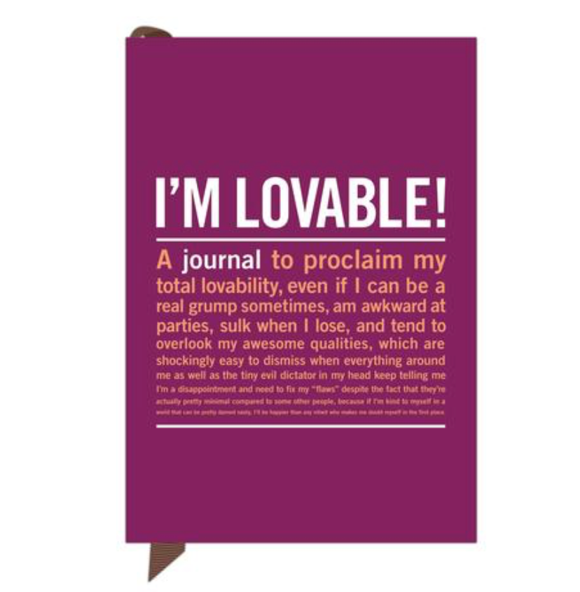 I'm Lovable Mini Inner-Truth® Journal