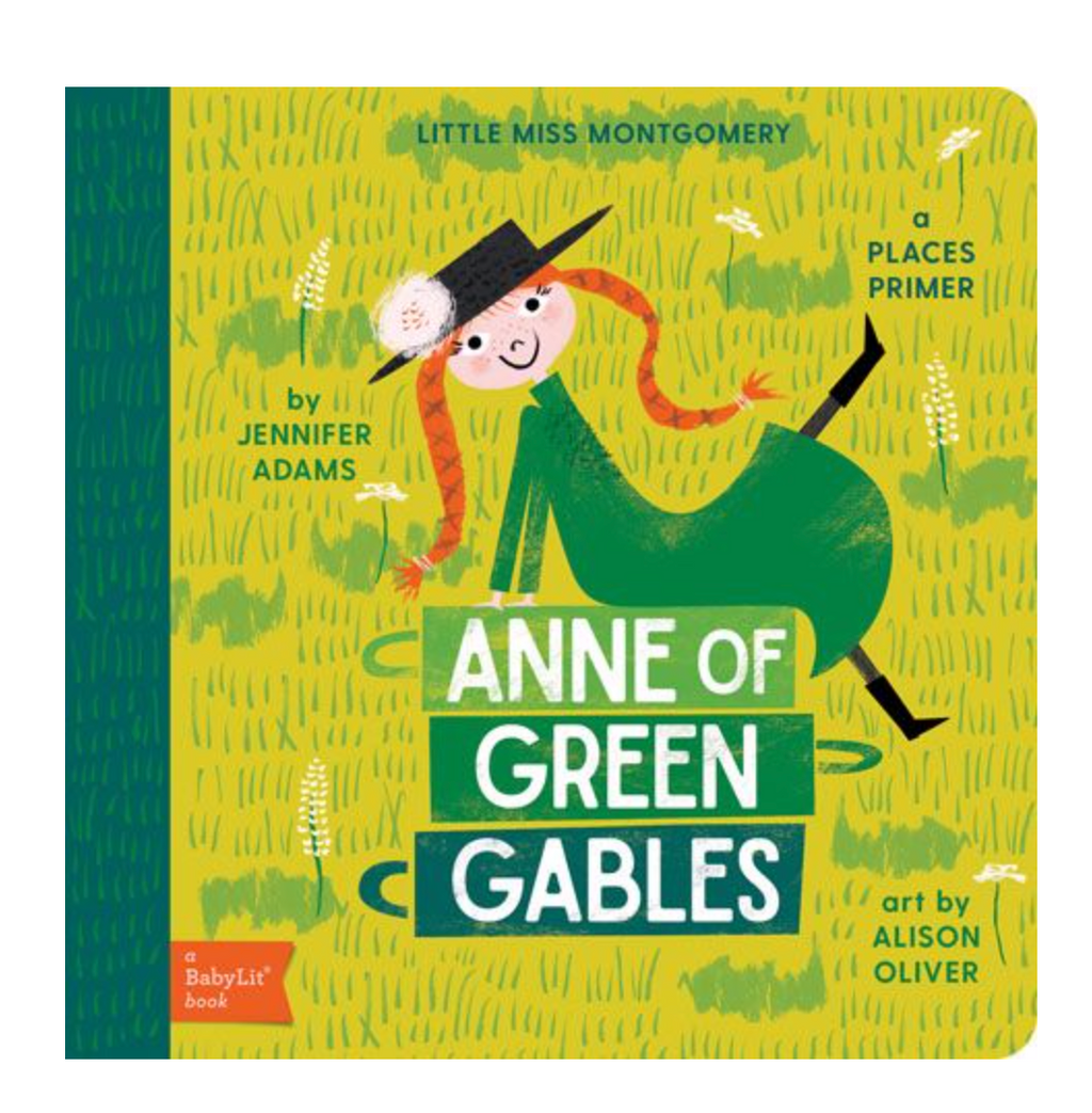 Anne Green Gables : babylit