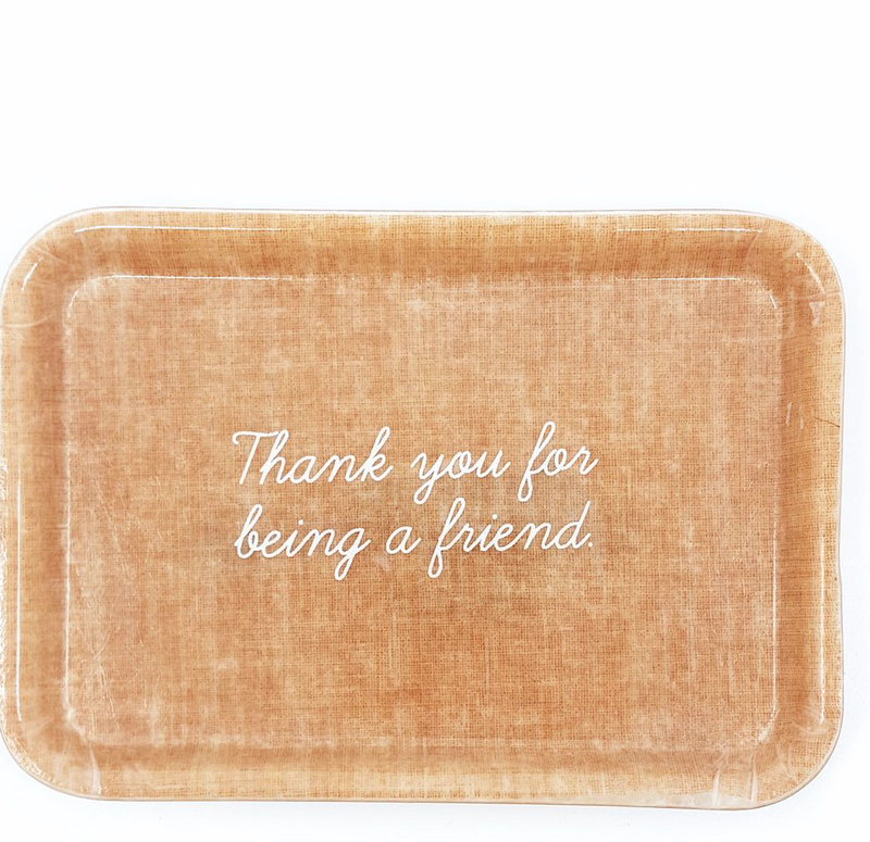 friend trinket tray