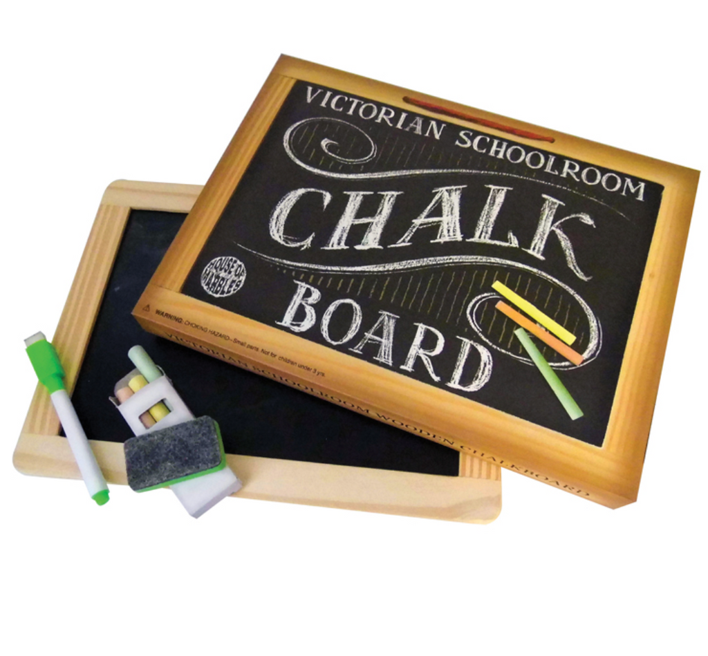 school room chalkboard