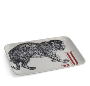 J Jaguar  alphabet tray