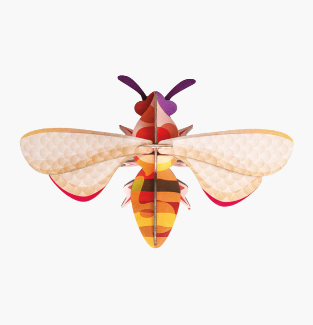 little wonder: honey bee wall art KIT