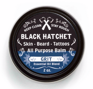 GRIT: all purpose balm