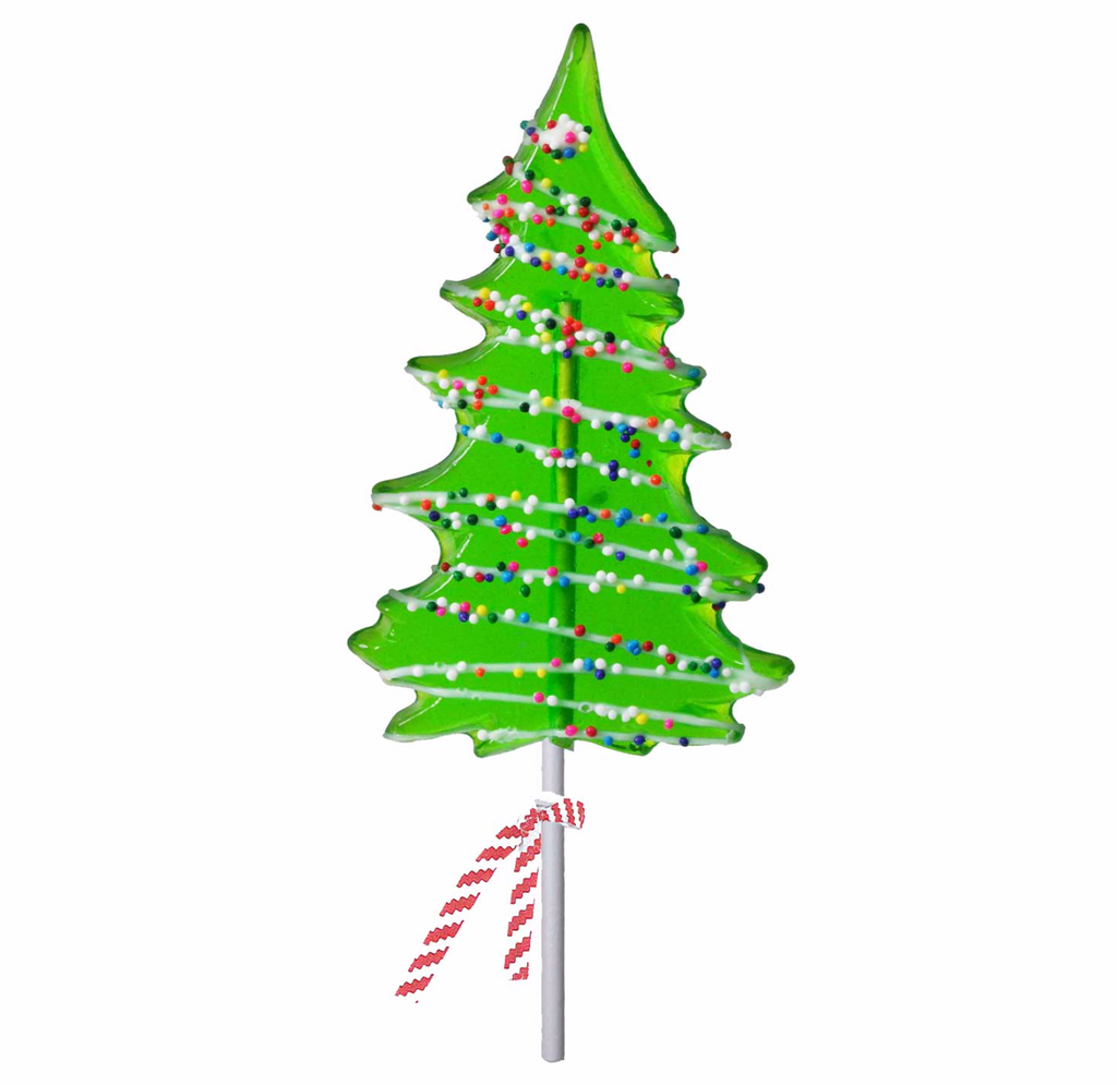 drizzle tree lollipop