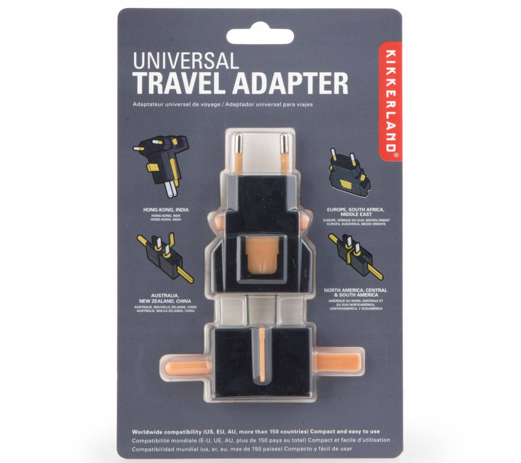 universal travel adpater