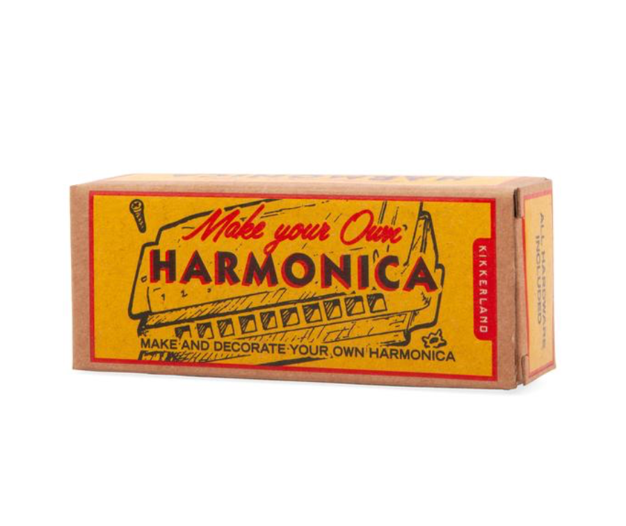 make your own harmonia
