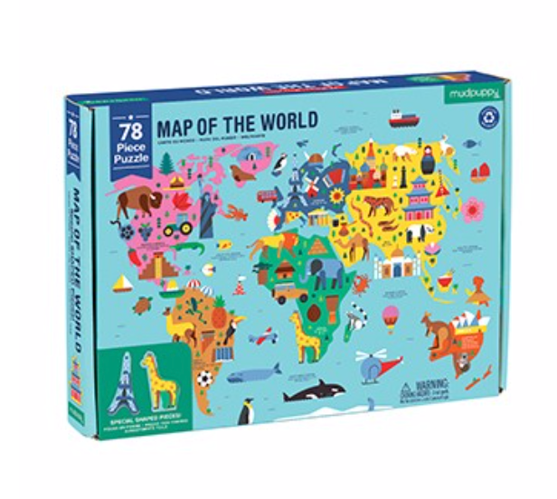 Your World 78 Piece Puzzle