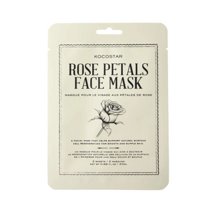 Rose Petals Face Mask- Kocostar