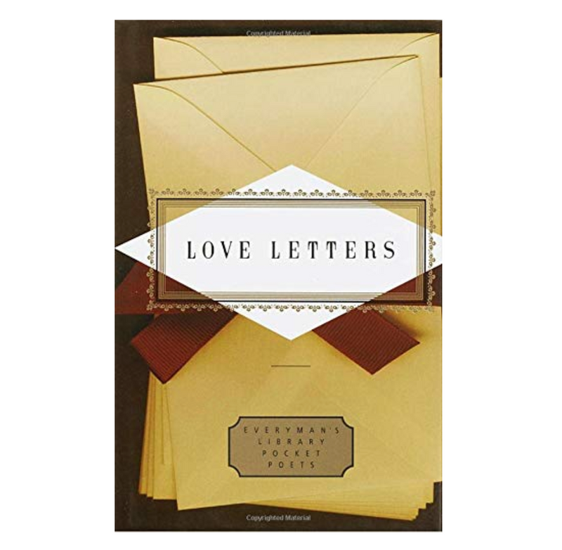 Love Letters - Everyman's Library Pocket Poets Series