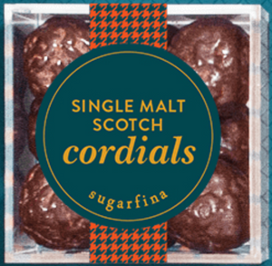 single malt scotch cordials- large