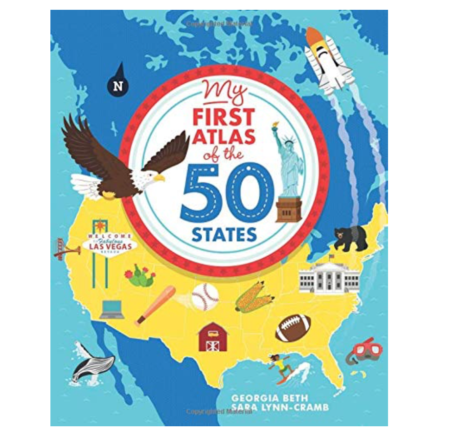 My First Atlas of the 50 States