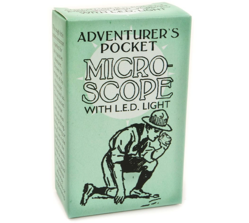 Adventurer's Pocket Microscope