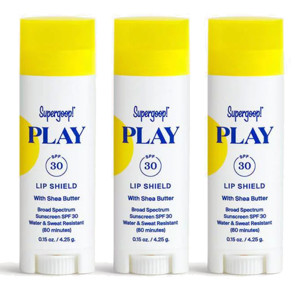PLAY Lip Shield with Shea Butter: Supergoop