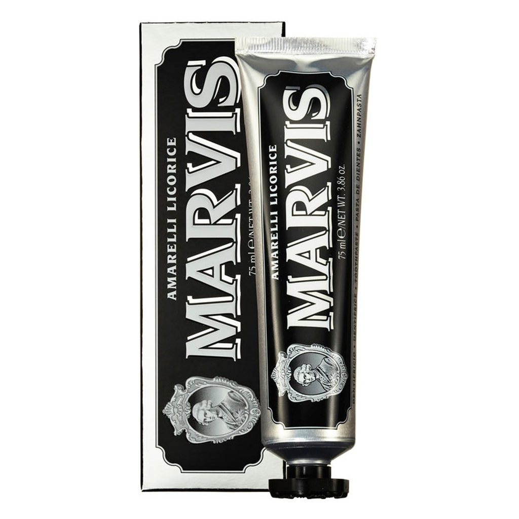 Amarelli Licorice Toothpaste: Marvis