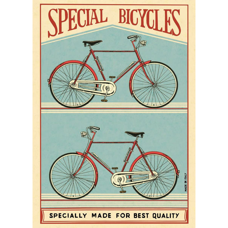 Special Bicycles Poster
