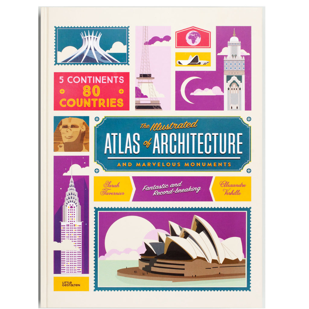 Illustrated Atlas of Architecture and Marvelous Monuments