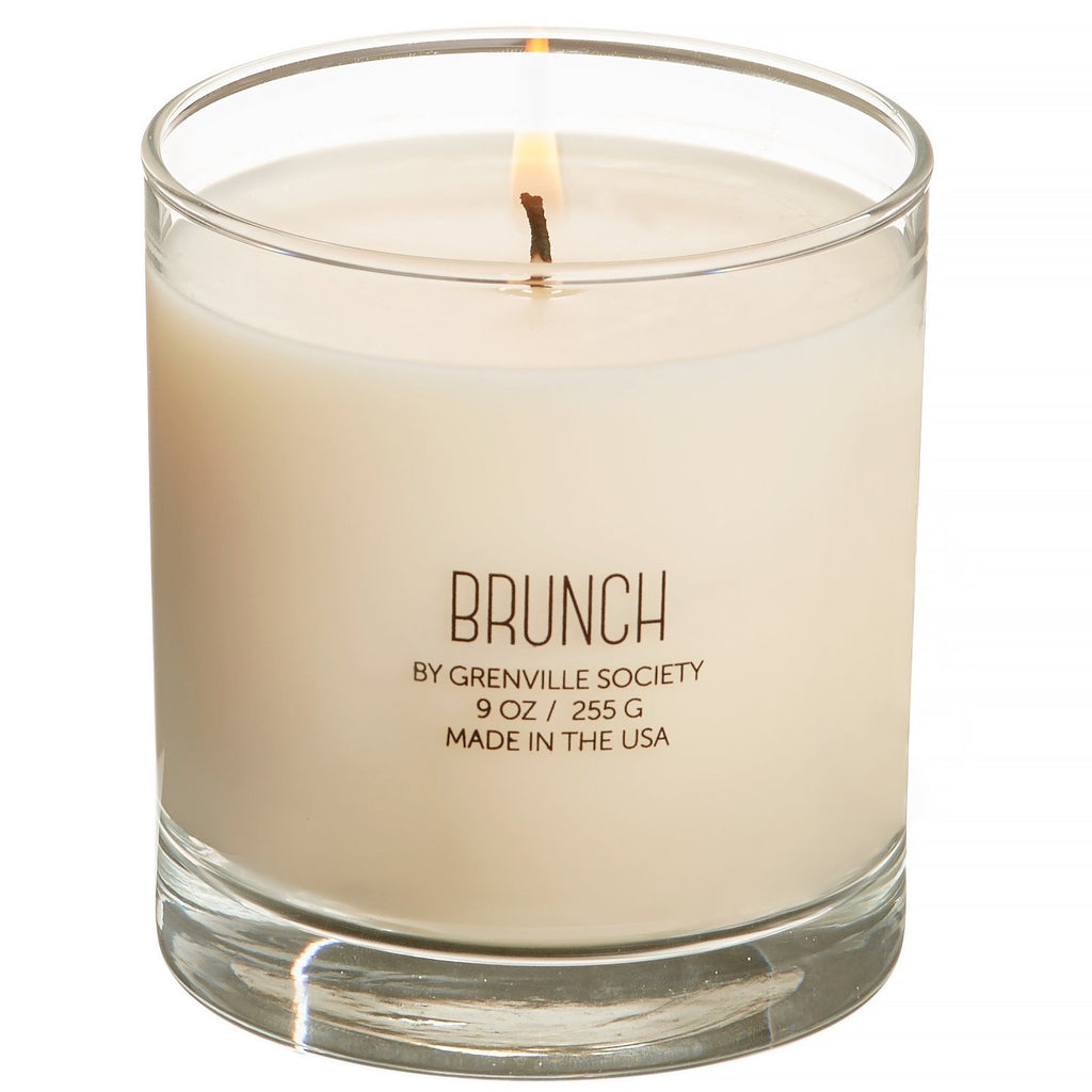 BRUNCH:  grenville society candle