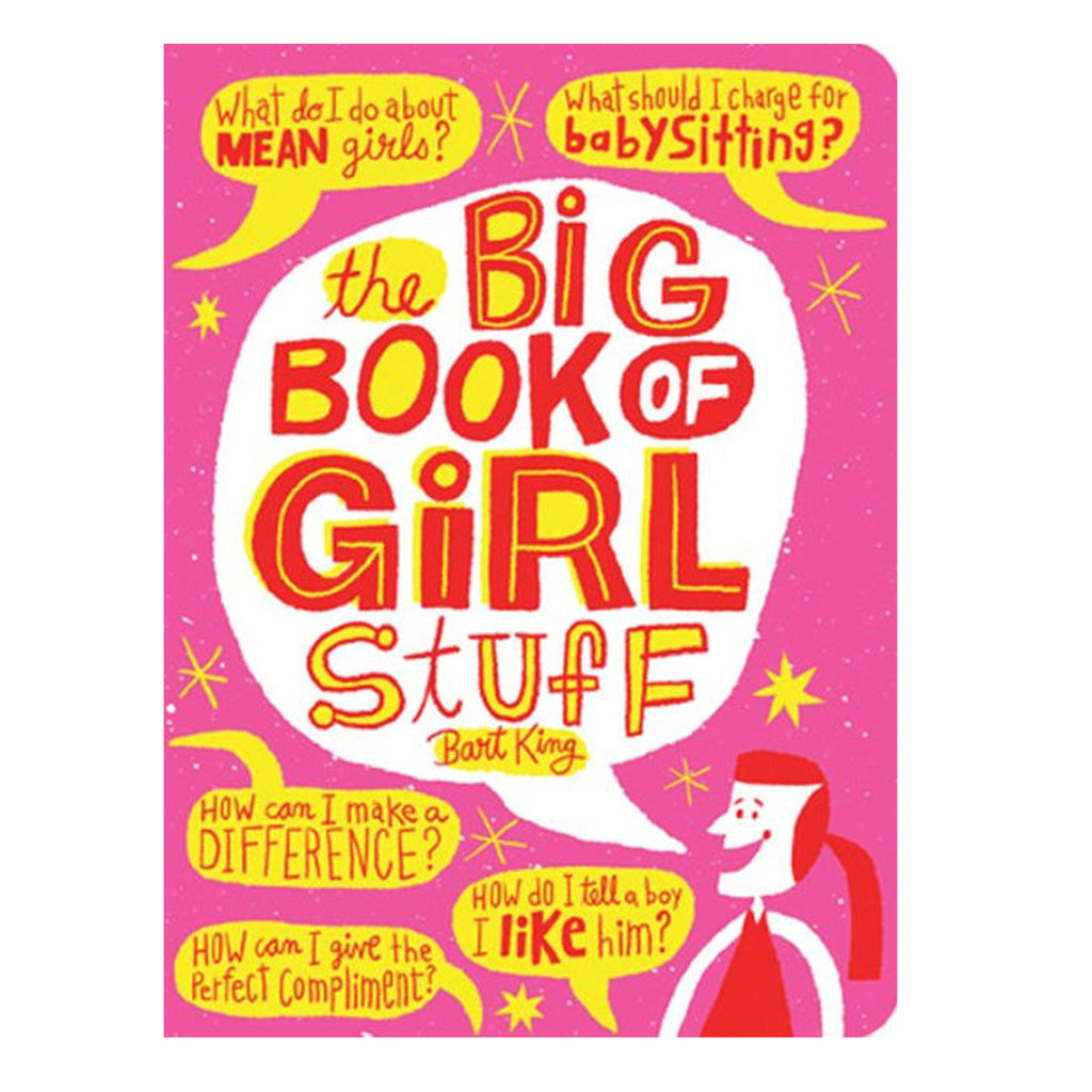 Girl STUFF: The BIG book