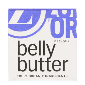 ZOE ORGANICS- belly butter