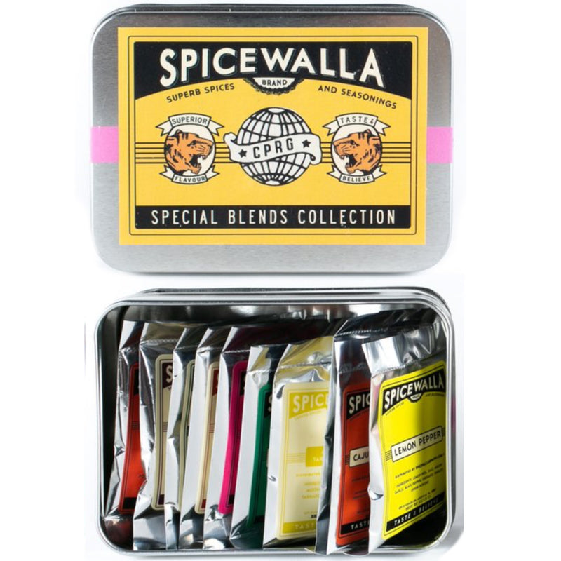 BLENDS: tasting collection Spicewalla