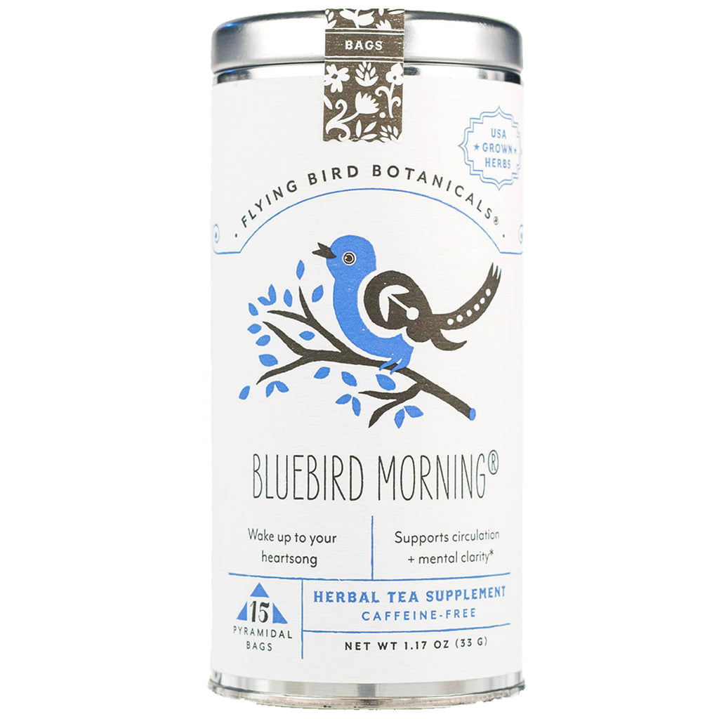 Bluebird Morning Tea Bags
