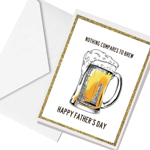 brew for  DAD... greeting card