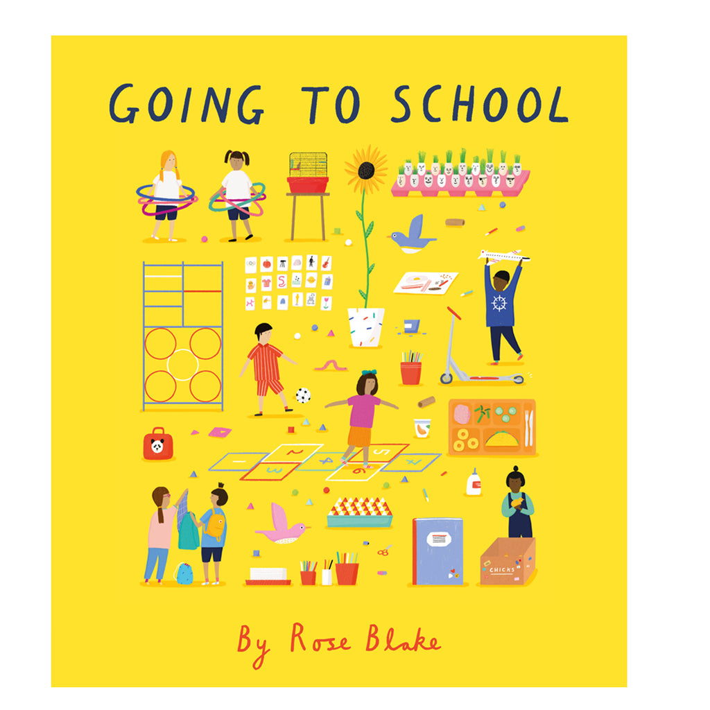 Going To School: book