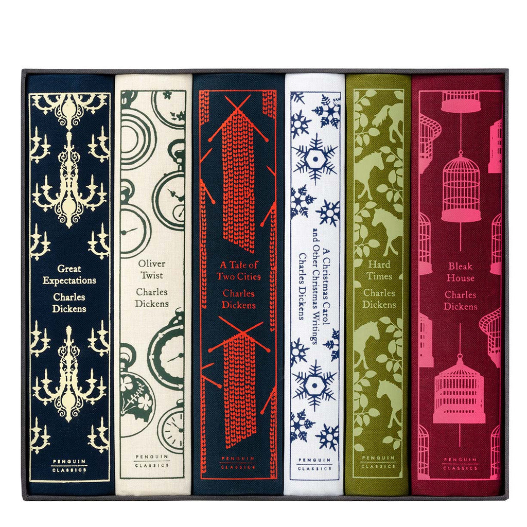 Charles Dickens gift set