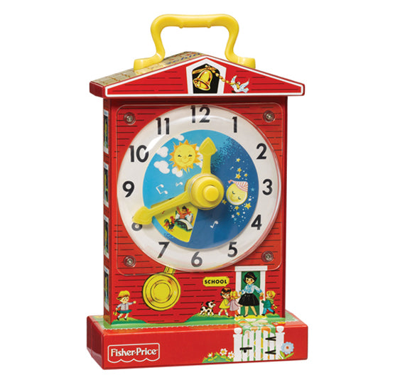 Teaching Clock: Fisher Price
