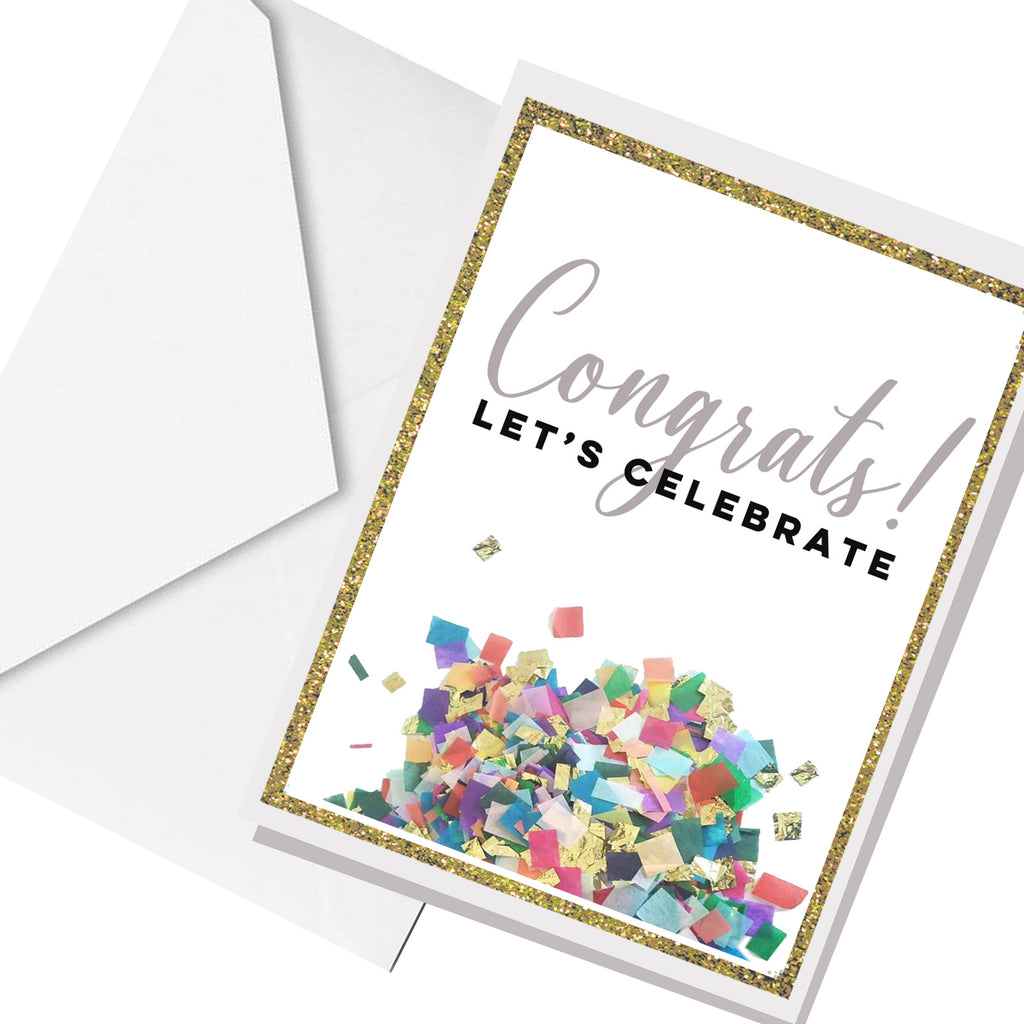 congrats... greeting card