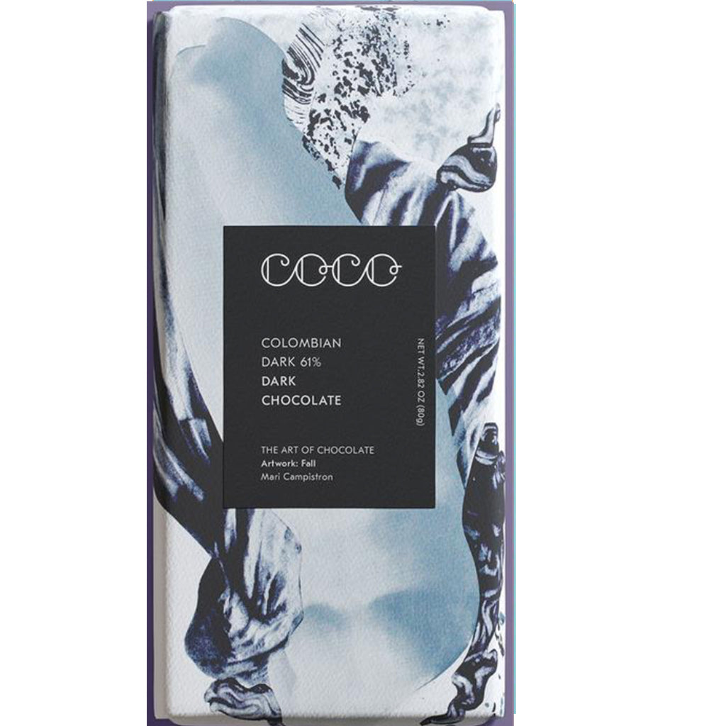 Plain Columbian Dark Coco Bar