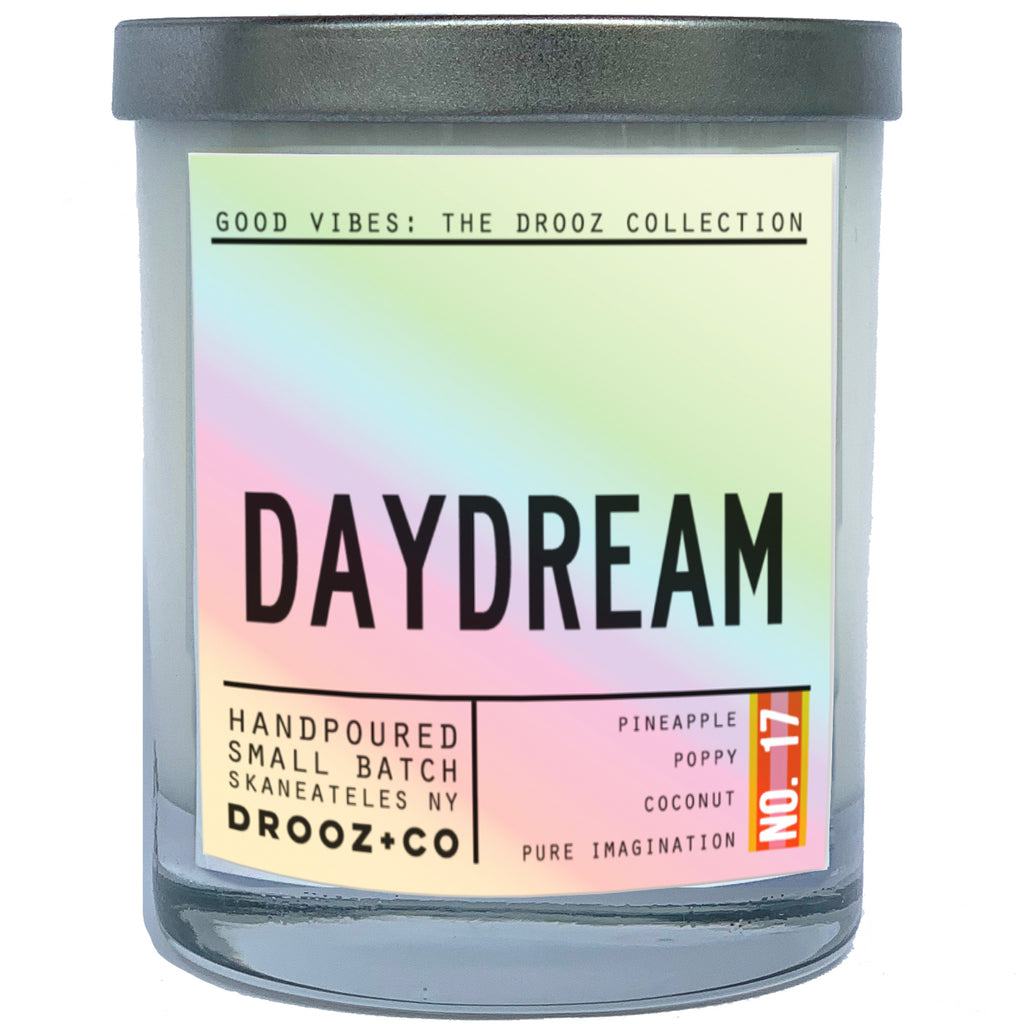DAYDREAM  {GOOD VIBES Collection} } DROOZ candle No.17