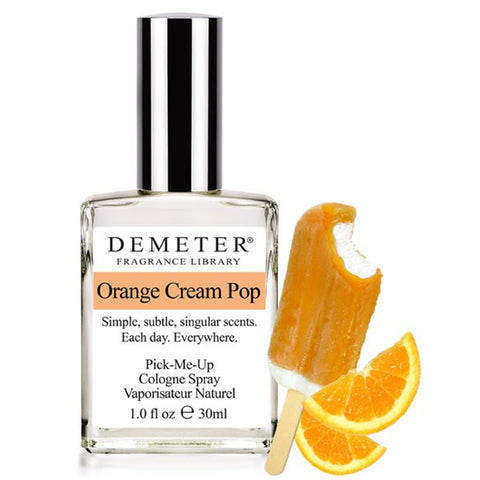 DEMETER Orange Cream Pop