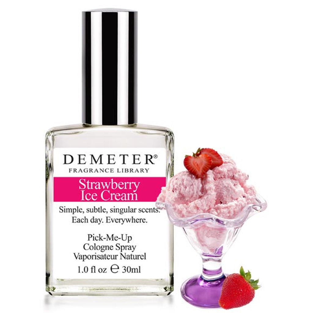 DEMETER Strawberry Ice Cream