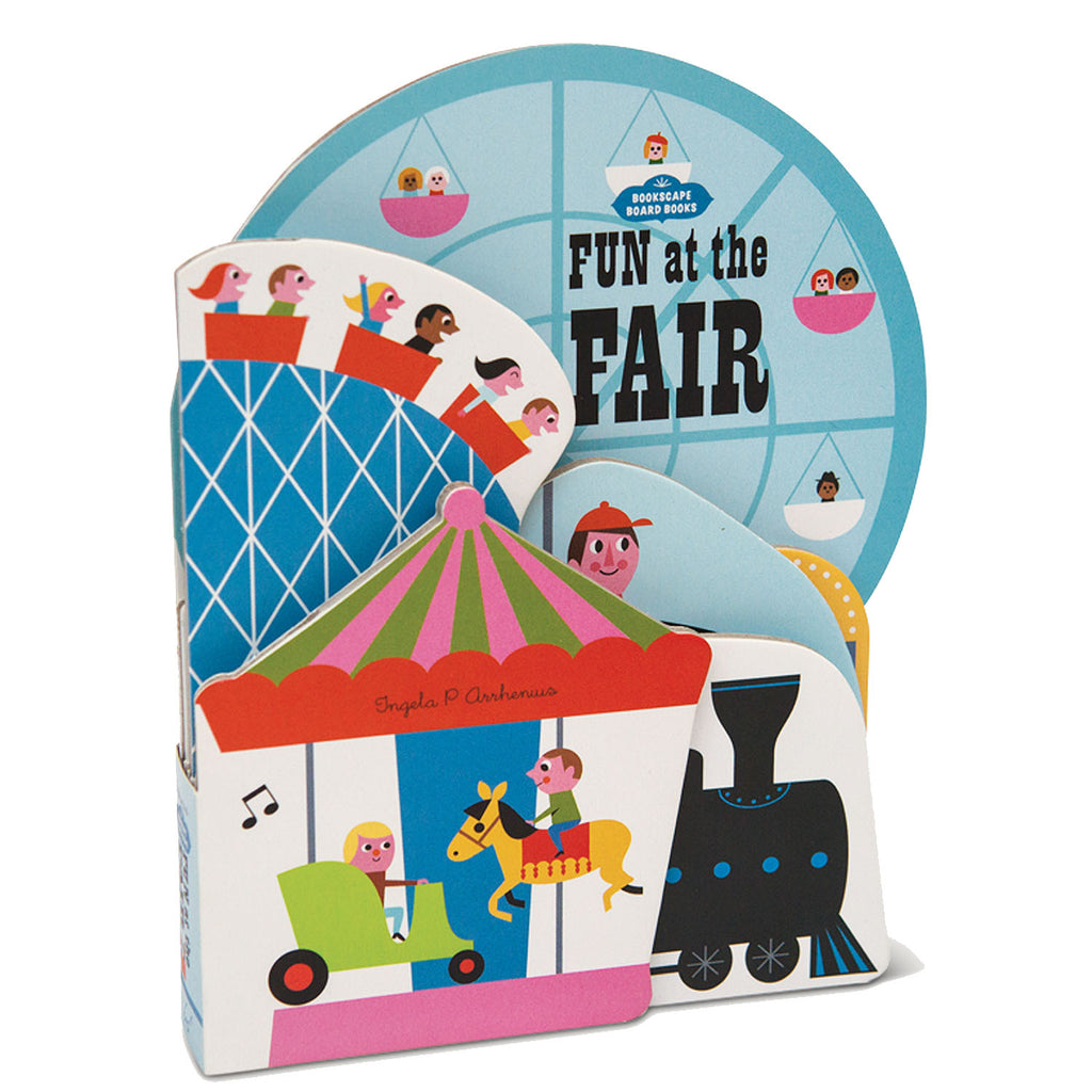 Fun at the Fair: Board Book