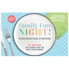 Family Fun Night Conversation Starters Placemats