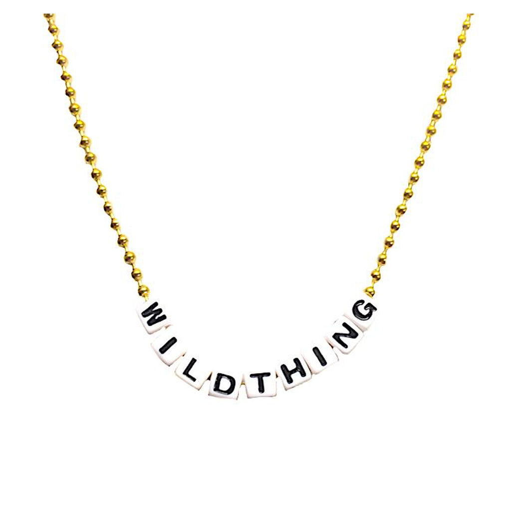 Gunner & Lux: Wildthing necklace