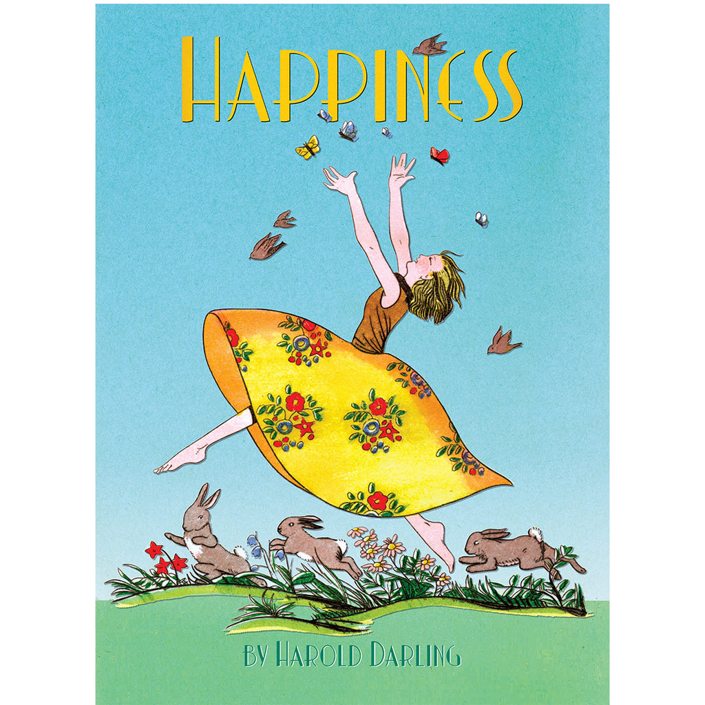 Happiness gift book