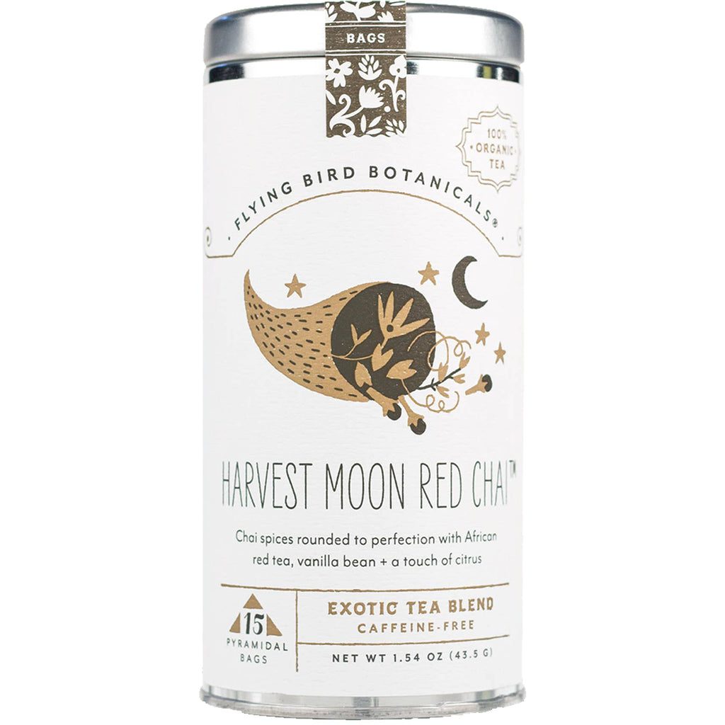 Harvest Moon Red Chai Tea Bags