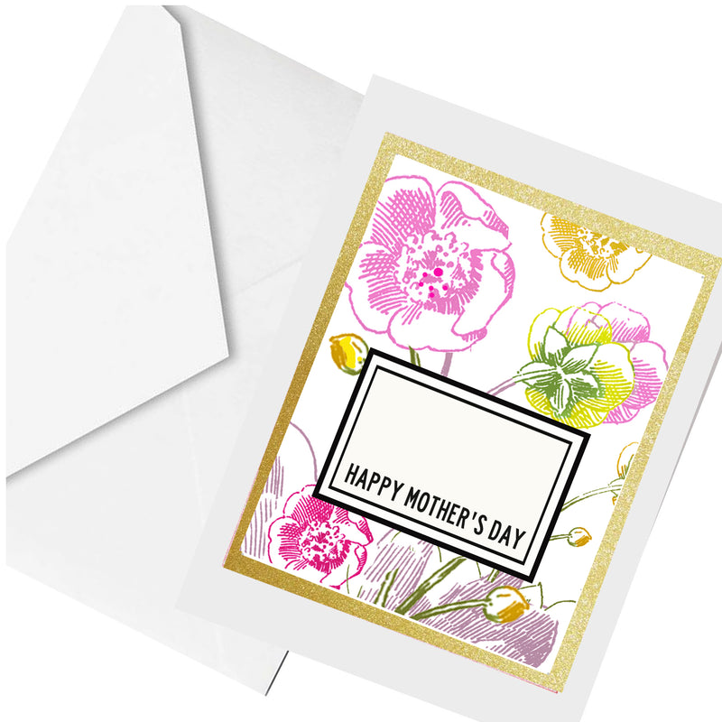 mother's day... greeting card
