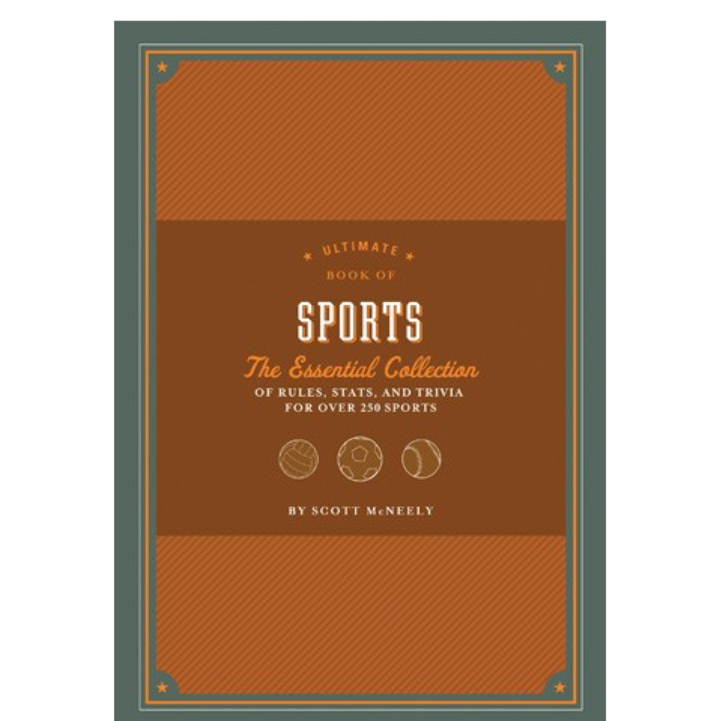ultimate book of SPORTS....