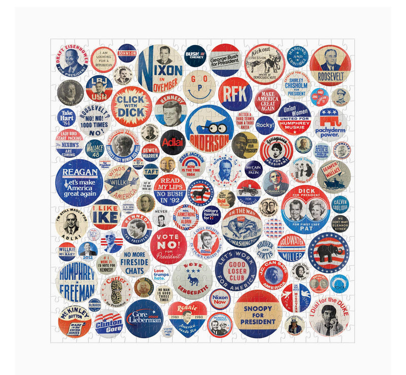 Button up America Puzzle