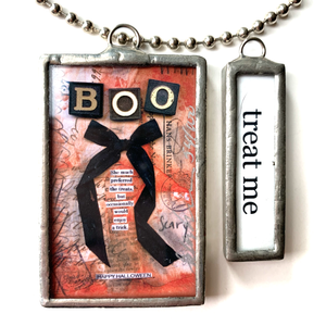halloween :original charms by Sally Jean